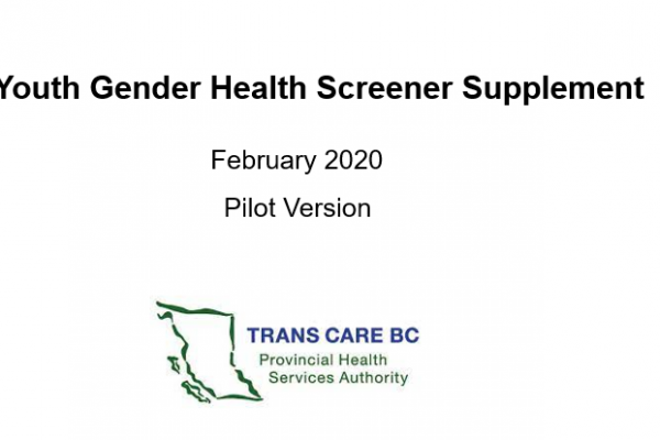 New TCBC Youth Gender Health Screener: Our Review